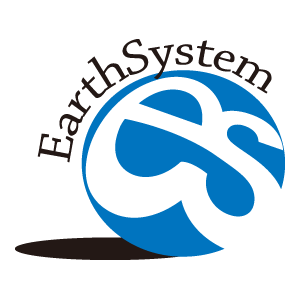 アースシステムのロゴ
