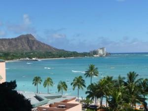 ハワイ:ワイキキ