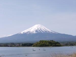 富士山~河口湖より