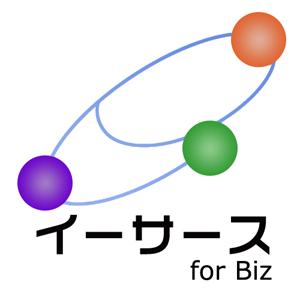 イーサース for Bizのロゴ