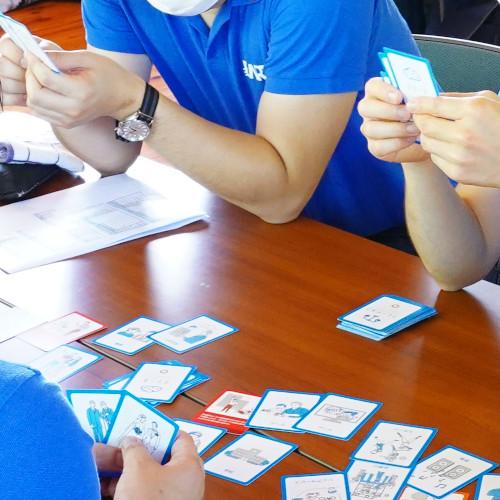 SDGsアクションカードゲーム X 合宿